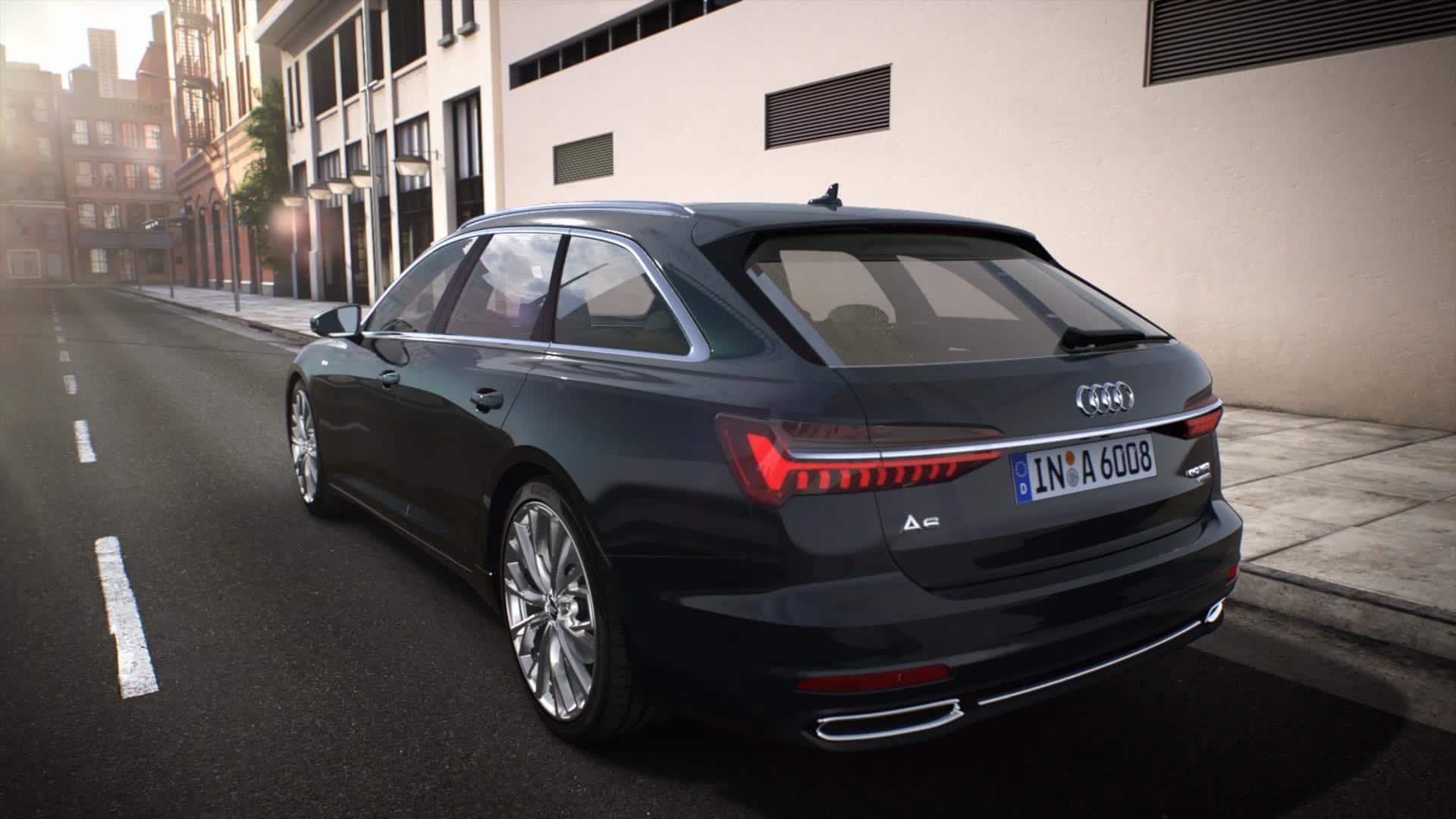 Audi A6 Avant 2018 >> Uusi A6 Avant A6 Audi Finland